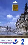Carte De Stationnement Paris Carte 2 : L'Hôtel De Ville - Andere Sammlungen