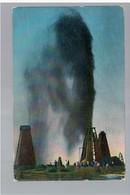 Baku Bacou Balachany Oil Erdöl Ca 1915  OLD POSTCARD 2 Scans - Azerbeidzjan