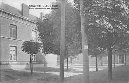 Braine-l'Alleud - Ecole Communale Des Garçons (Edit. M. Glibert-Flamand) - Eigenbrakel