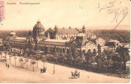Saxe - CPA - Dresden - Ausstellungspalast - Dresden