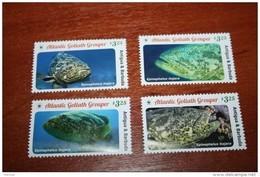 WWF  Antigua & Barbuda  2016  Fish - Zonder Classificatie