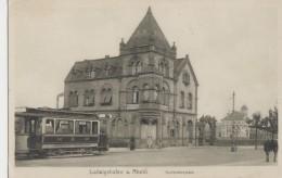 Allemagne - Ludwigshafen A. Rhein - Kurfürstenplatz - Tramway - Ludwigshafen