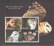 Tonga Niuafo'ou 2012 Yvertn° Bloc 44 *** MNH Cote 140 Euro Faune Oiseaux Vogels Birds - Tonga (1970-...)