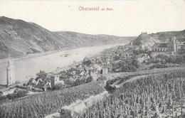 Allemagne - OBERWESEL Am Rhein - Noir Et Blanc - Oberwesel