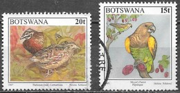 Botswana - Faune - Oblitérés - Lot 1 - Botswana (1966-...)