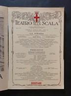 Musica - Teatro Alla Scala - Stagione Lirica 1983/84 - Documentos Antiguos