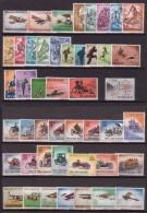 SAN MARINO - 1962 - Annata Completa - 46 Valori - Year Complete ** MNH/VF - Annate Complete