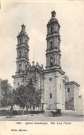 Iglesia Guadalupe - San Luis Potosi - México