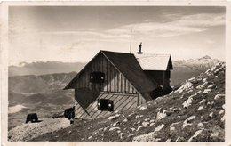 PRESERNOVA KOCA NA STOLU-TRIGLAV-1933-VERA PHOTO - Macedonia