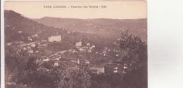 CPA - 2806. GRASSE - Vue Sur Les Hôtels - Grasse