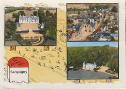 SERQUIGNY  - En Passant Par ...... - Serquigny