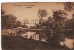 AERSCHOT. - Rue Du Chantier. Amerstraat 1924 - Aarschot