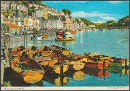 West Looe, Cornwall, 1977 - John Hinde Postcard - Other
