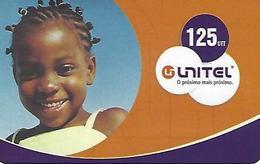 Recharge Phone Card Unitel - Angola - Angola