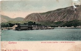 CATTARO-KOTARSCO VOINICKOKUPALISTE-MILITAR SCHWIMMSCHULE - Montenegro