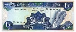 LEBANON 1000 LIVRES 1991 Pick 69b Unc - Lebanon
