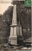 19. Peyrelevade. Monument Aux Morts - Autres Communes