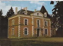 """18. VIGNOUX SUR BARANGEON .  COLONIE DE VACANCES """" LES FARFADETS """". ANNEE 1969 - France"""