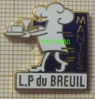 LP Du BREUIL à MANTES LA JOLIE  LYCEE PROFESSIONNEL - Administrations