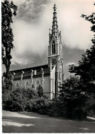 Zürich Kirche Unterstrass ( Carte 10 X 15 Cm) - ZH Zurich