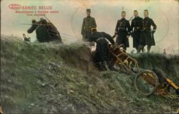 1914, ARMÉE BELGE - Some Stains, Have A Look - Belgique