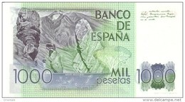 SPAIN P. 158 1000 P 1979 UNC - 1000 Pesetas