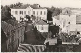 PA29-47) FREGIMONT (LOT ET GARONNE)  VUE  DU CHATEAU  - (2 SCANS) - France