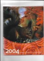 2004  MNH Finland, Year Complete According To Yearpack, Postfris** - Finland
