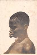 ¤¤  -   HAUTE-VOLTA    -  Carte-Photo   -  Femme Lobi    -  ¤¤ - Burkina Faso