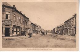 Marchal Fochstraat - Leopoldsburg