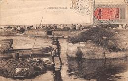 ¤¤  -   SOUDAN   -  BAMAKO  -  Les Bords Du Niger    -  ¤¤ - Sudan