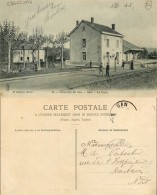 D- [509729] Carte-France  - (64) Pyrénées-Atlantiques, Environs De Pau, Gan, Gares - Sans Trains - Frankrijk