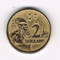 &   AUSTRALIE  2  DOLLARS  1988 - 2 Dollars