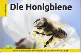 Postzegelboekje Bijen 8 Speciale Zegels - Österreich