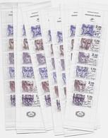 Lot De 10 Carnets N° BC2360A Neufs, Non Pliés, TB, Cote 250 Euros, Voir Photo - France