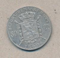 België/Belgique 50 Ct Leopold II 1886 Vl Morin 185 (87533) - 06. 50 Centimes