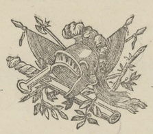 Namur An 11 - 9.2.1803 Ritay Chef De La 100e Demi-Brigade D'infanterie De Ligne Héraldique - Documentos Históricos