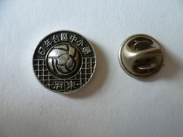 PIN'S  SPORT BALLON  A IDENTIFIER - Badges