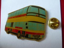 PIN'S  BUS  AUTOCAR - Transportation