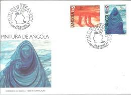 FDC 1990 - Angola