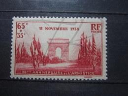 VEND BEAU TIMBRE DE FRANCE N° 403 , NEUF SANS CHARNIERE !!! - France