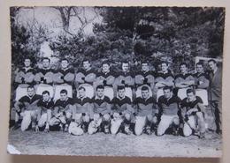 Cate-photo De L'équipe De Rugby S.C. MAZAMET.  Saison 1957-1958 - Mazamet