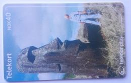 253 Easter Island Expedition , Noeway Used - Norway
