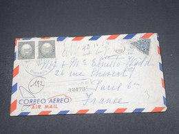 GUATEMALA - Enveloppe En Recommandé Pour La France En 1964 - L 18177 - Guatemala