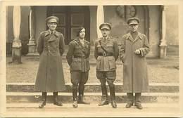 Allemagne - Ref B101- Carte Photo Militaires Militaria - Rotenburg An Der Fulda  1941 - Carte Bon Etat  - - Non Classés