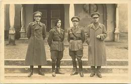 Allemagne - Ref B101- Carte Photo Militaires Militaria - Rotenburg An Der Fulda  1941 - Carte Bon Etat  - - Unclassified