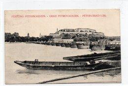 GRAD PETROVARADIN-PETERVARAD-FESTUNG PETERWARDEIN-1913 - Serbia