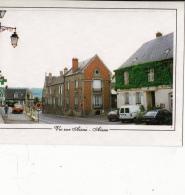 02-vic Sur Aisne La Place  Cpm - Vic Sur Aisne