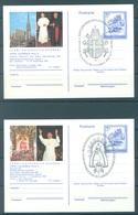 AUSTRIA  - 09.1983 - JOHANNES PAU II -  175 AUFLAGE/1 UND 2 -  Lot 16978 - Entiers Postaux