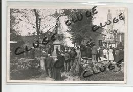63 - CHAPPES - Enterrement Elie Cohade - Mort Guerre 14/18  - ?? (Carte Photo ) - France